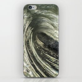 Natural Constructed Force iPhone Skin