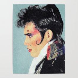 Adam Ant Poster