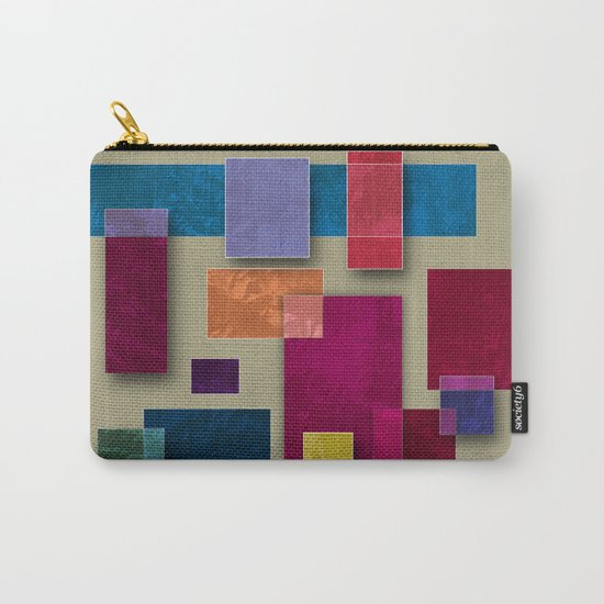 Abstract #333 Carry-All Pouch