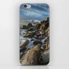The Cuillin From Elgol iPhone Skin
