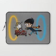 Harry Portal Laptop Sleeve