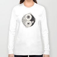 pisces Long Sleeve T-shirts featuring pisces by NikaQ