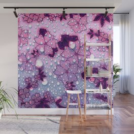 Floral Design EMMY Wall Mural