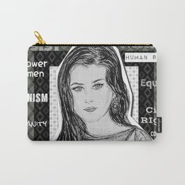 (Fifth Harmony - Lauren Jauregui) - yks by ofs珊 Carry-All Pouch