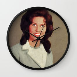 Loretta Lynn, Music Legend Wall Clock