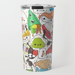 Sushi Bar: Point of Nori-turn Travel Mug
