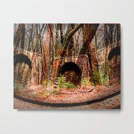 Rusty Woods Metal Print