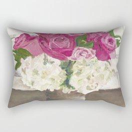 Sweetheart Bouquet Rectangular Pillow