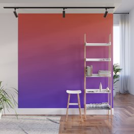 STEAM SCENE - Minimal Plain Soft Mood Color Blend Prints Wall Mural