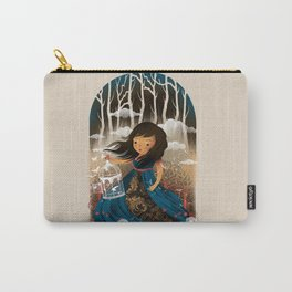 There Once Was A Girl In A Whimsical Land Carry-All Pouch