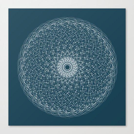 Ornament – Blossomsphere Canvas Print