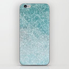 Polygonal A3 iPhone Skin