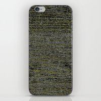 physics iPhone & iPod Skins featuring Physics Rosetta Stone  by Design Gregory