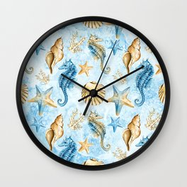 Sea & Ocean #1 Wall Clock