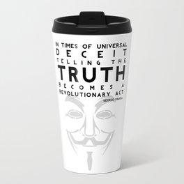 Truth Revolution Travel Mug