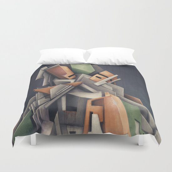 Out Of Business Duvet Cover