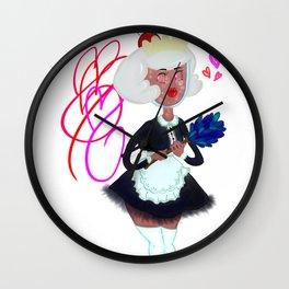 Cream Soda Wall Clock