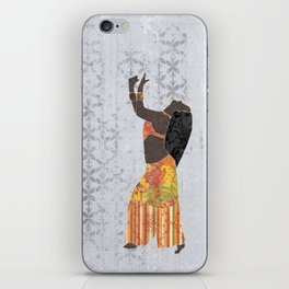 Belly dancer 11 iPhone Skin