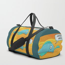 Fish in the Desert! Duffle Bag