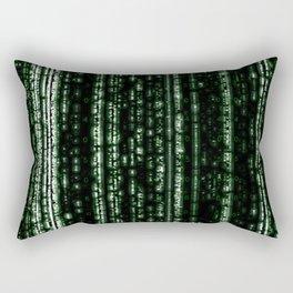 Streaming Mathematical Array Rectangular Pillow