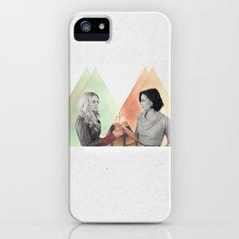 swan queen: first look iPhone Case