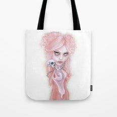 CharlotteWay Pink Tote Bag