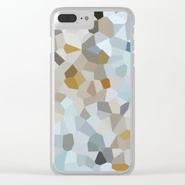 Divertimento Clear iPhone Case