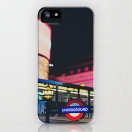 nightlife ... iPhone Case