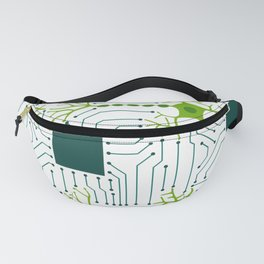 Neural Network 1 Fanny Pack