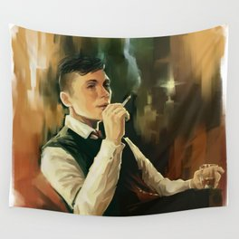 Tommy Shelby * Peaky Blinders Wall Tapestry