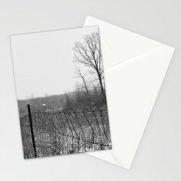 Man vs. Nature 2 Stationery Cards