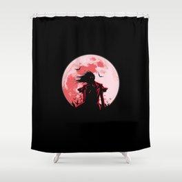 True Vampire Shower Curtain