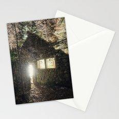 Leave a Light On Stationery Cards