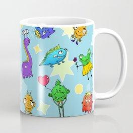 Monsters family Coffee Mug