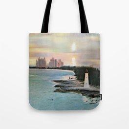 The Islands Of The Bahamas - Nassau Paradise Island Tote Bag