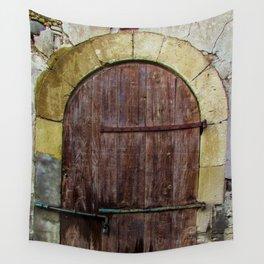 Door II Wall Tapestry