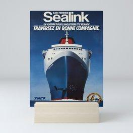 Affiche sealink. 1982  Mini Art Print