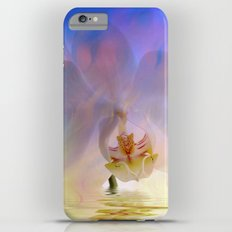 Orchid in a bath 1 iPhone 6s Plus Slim Case