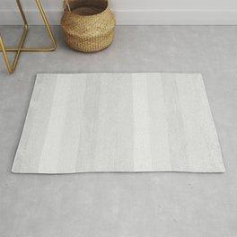 Gray Stripe Pattern Rug