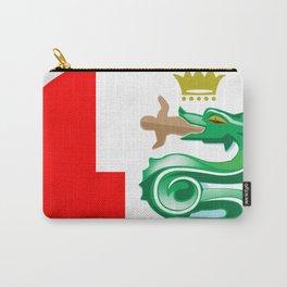 Alfa Romeo logo interpretation! Carry-All Pouch
