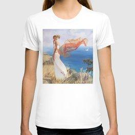 Summer blossom T-shirt