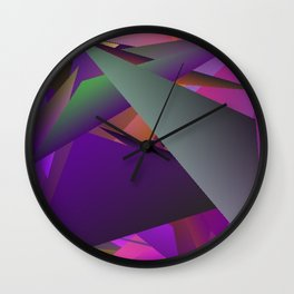 Just an Old-Fashioned Love Song 2 Wall Clock