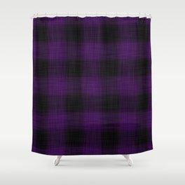 FrostburgPlaid 07 Shower Curtain
