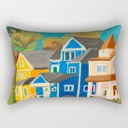 On the Block Rectangular Pillow