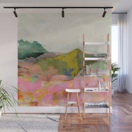summer landscape Wall Mural
