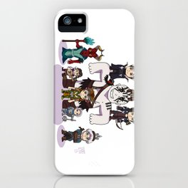 Little Vox Machina iPhone Case