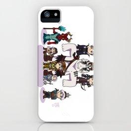 Little Vox Machina iPhone Case