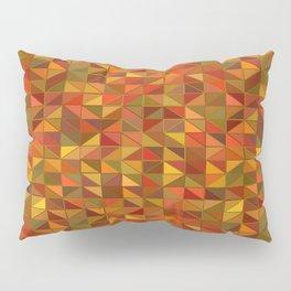 mosaic mosaique couleur Pillow Sham