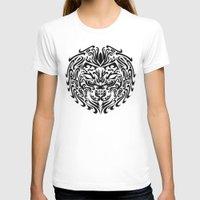 leo T-shirts featuring Leo by Mario Sayavedra