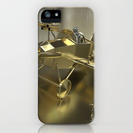 Ready to fly iPhone Case